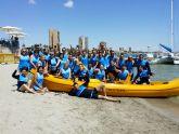 La UPCT gana el Campeonato Náutico Interuniversitario Mar Menor