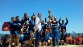 La UPCT gana el XVI Campeonato Náutico Interuniversidades
