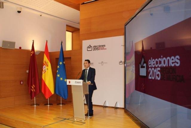Arranca la jornada electoral en la Región de Murcia, Foto 1