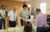 La Alcaldesa de Puerto Lumbreras anima a todos los lumbrerenses a votar en el día grande de la democracia para las Elecciones Municipales y Autonómicas