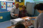 Gras pide a los ciudadanos que voten a quien les dé confianza, de forma libre, en positivo y sin miedo