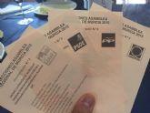 Ganar Cartagena presenta una reclamación ante la junta electoral por la deficiente calidad de sus papeletas