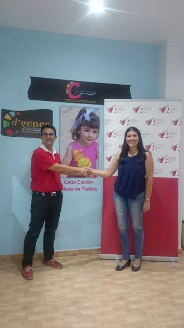D´Genes firma un convenio de colaboración con la Asociación de Profesionales del Coaching de la Región de Murcia