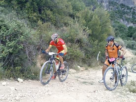 Dos nuevos podiums para el CC Santa Eulalia este fin de semana, uno en carretera (Beniaján) y otro en mtb (Letur)