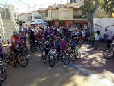 La II Marcha MTB Junior y la VI Ruta Turística pusieron Los Belones sobre dos ruedas