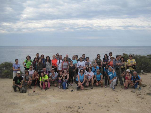 El pasado domingo tuvo lugar la última ruta del programa de Senderismo organizado por la Concejalía de Deportes que ya se retomará en septiembre