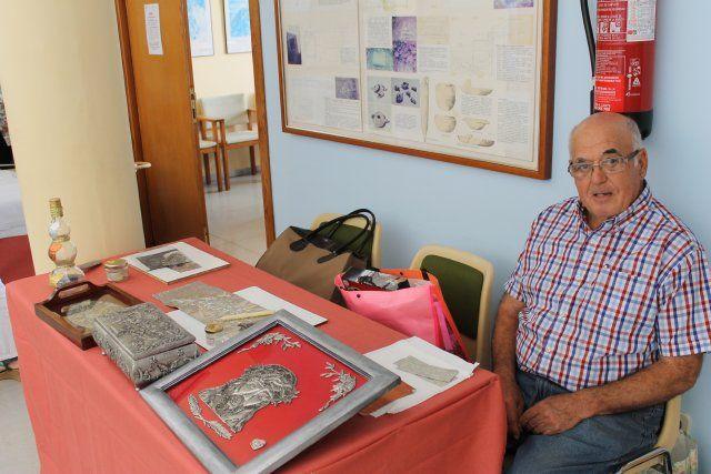 El Centro de Mayores de Puerto de Mazarrón culmina su mayo cultural con una exposición - 3, Foto 3