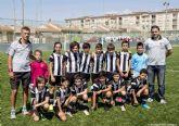 El C.D. Lapuerta campeón de liga en categoría juvenil