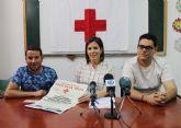 Caramelo, Antonio José, Zambra, Miguel Villalba y Honorato para pasar el rato actuarán a beneficio de Cruz Roja Cieza