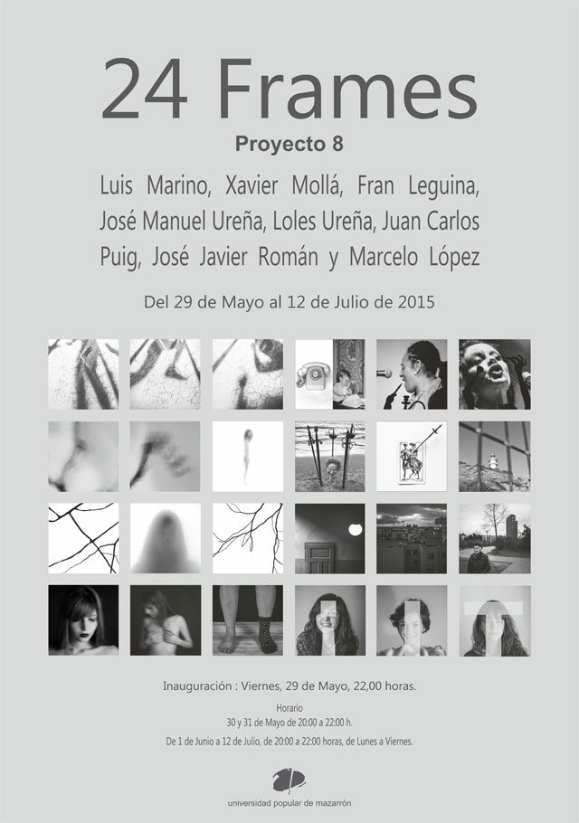 La Universidad Popular de Mazarrón acoge la exposición