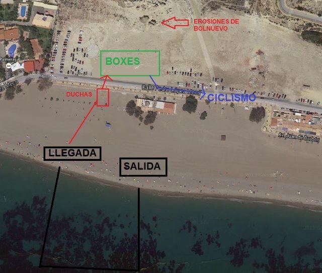 El II Triatlón Bahía de Mazarrón reunirá este domingo a más de 250 participantes - 4, Foto 4
