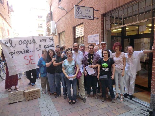 Cambiemos Murcia pedirá un Pleno extraordinario urgente para frenar el entubamiento de la acequia de Llano de Brujas - 1, Foto 1