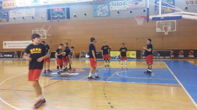 El UCAM Murcia 99 se despide del Campeonato de España Cadete - 1, Foto 1