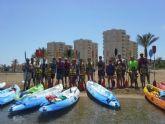 El TLA ofrece un domingo de rafting, piragüismo o hidrospeed