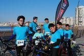 La escuela municipal de Triatlón debuta en el programa Deporte Escolar de la Región