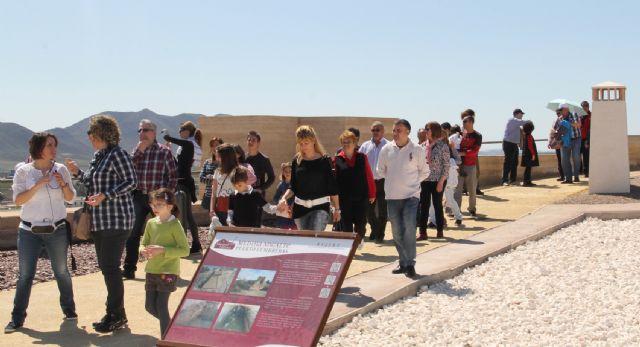 El Ayuntamiento y el Instituto de Turismo de la Región de Murcia colaboran en un programa de visitas turísticas en Puerto Lumbreras - 2, Foto 2