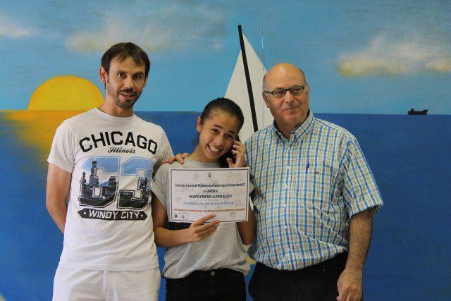 Los alumnos del IES Antonio Hellín muestran sus cualidades en los Premios Interrecreos - 2, Foto 2