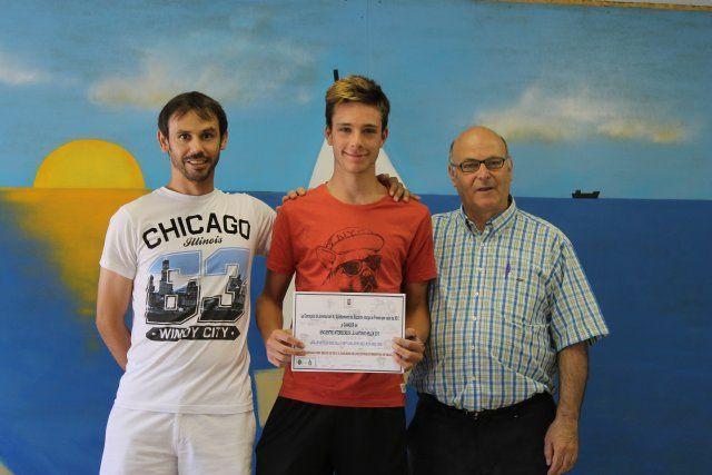 Los alumnos del IES Antonio Hellín muestran sus cualidades en los Premios Interrecreos - 3, Foto 3