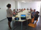 Curso intensivo de manejo de teléfono móvil para personas mayores en Torre-Pacheco