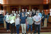 El Ayuntamiento de Molina de Segura y asociaciones de madres y padres de alumnos de 19 centros docentes firman convenios para realización de actividades extraescolares