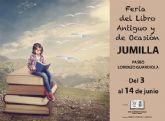 La Biblioteca Pública Municipal ha organizado una nueva edición de la Feria del Libro Antiguo y de Ocasión