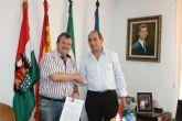 Cruz Roja Española en Águilas renueva, un año más, su colaboración con el Ayuntamiento de Pulpí (Almería)