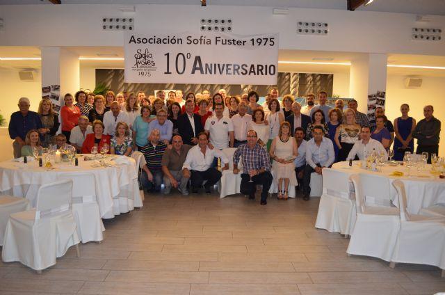 La asociación Sofia Futer 1975 cumple diez años con un homenaje a la comunidad educativa - 1, Foto 1