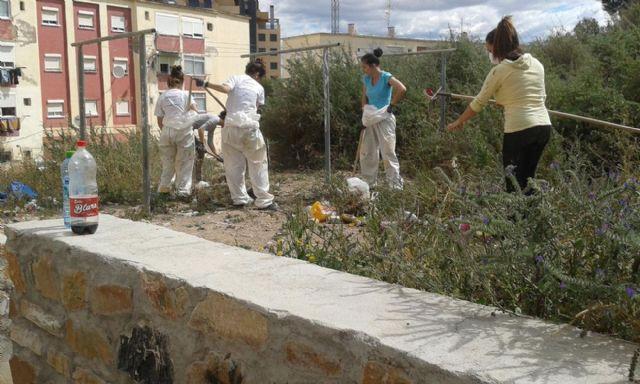 Quince alumnos finalizan el curso de Remodelación Urbana de la barriada Villalba - 1, Foto 1