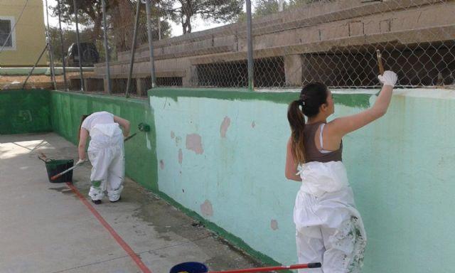 Quince alumnos finalizan el curso de Remodelación Urbana de la barriada Villalba - 2, Foto 2