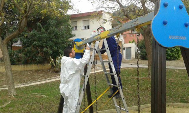 Quince alumnos finalizan el curso de Remodelación Urbana de la barriada Villalba - 3, Foto 3