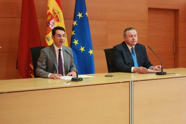 El Consejo de Gobierno anula la designación de Aeromur como gestor aeroportuario del Aeropuerto Internacional de la Región - 1, Foto 1