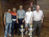 Un palomo deportivo de Ceutí, campeón de España