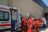 ElPozo Alimentaci�n realiza un simulacro de emergencia para reforzar la seguridad