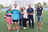 El 2° Memorial José Párraga logra otro desfibrilador para el deporte murciano