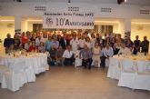 La asociación 'Sofia Futer 1975' cumple diez años con un homenaje a la comunidad educativa