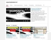 Educación ha publicado ya más de cien vídeotutoriales en el canal de Youtube 'Soporte Plumier'