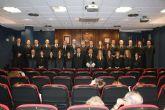 Jura de 27 nuevos letrados del Colegio de Abogados de Murcia