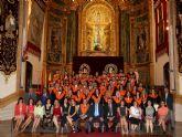El presidente de CROEM, padrino de los alumnos de ADE y Turismo
