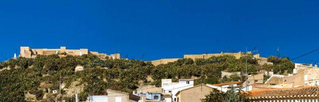 El Ayuntamiento restaurará el patrimonio natural de la ladera sur del Castillo de Nogalte - 1, Foto 1