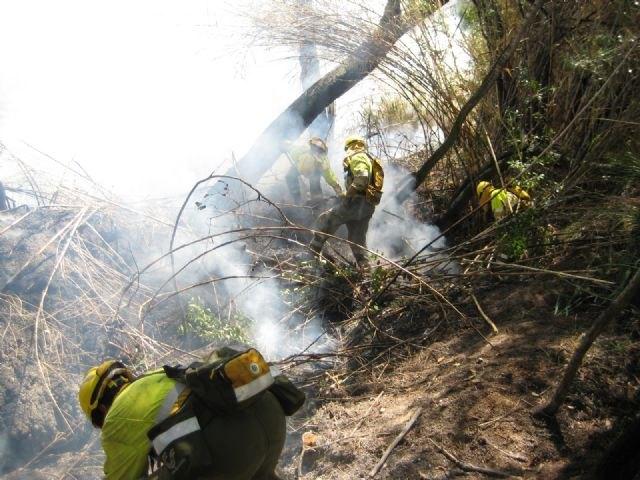 Refuerzan la vigilancia para evitar incendios en las riberas de ríos y ramblas