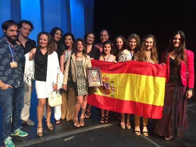 Los alumnos de la ESAD logran el Premio del Jurado en el Festival de Teatro Liberal de Jordania con ´Federico entre los dientes´ - 1, Foto 1