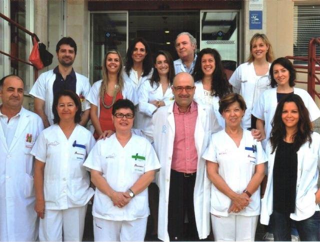 Los profesionales del Servicio Murciano de Salud diagnostican cada año entre 60 y 90 nuevos casos de esclerosis múltiple - 1, Foto 1