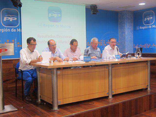 El PP crea un Comité de Pactos que garantice con responsabilidad y diálogo la gobernabilidad en la Región - 1, Foto 1