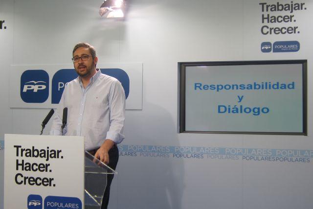 El PP crea un Comité de Pactos que garantice con responsabilidad y diálogo la gobernabilidad en la Región - 2, Foto 2