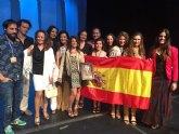 Los alumnos de la ESAD logran el Premio del Jurado en el Festival de Teatro Liberal de Jordania con ´Federico entre los dientes´