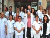 Los profesionales del Servicio Murciano de Salud diagnostican cada año entre 60 y 90 nuevos casos de esclerosis múltiple