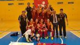La selección sub-17 femenino, CAMPEONA DE ESPAÑA