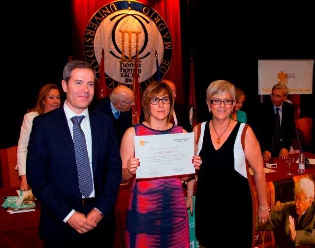 El proyecto de gestión por competencias de La Arrixaca, galardonado por la Fundación Signo - 1, Foto 1