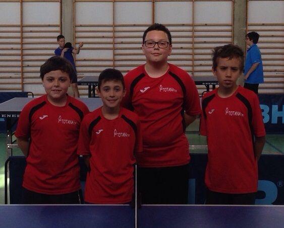 Tenis de mesa. resultados fin de semana. Campeonato Autonómico por equipos Región de Murcia - 2, Foto 2