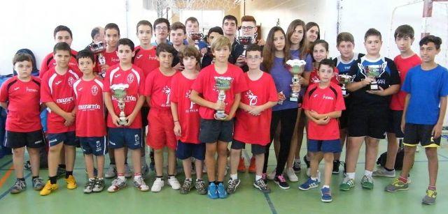 Tenis de mesa. resultados fin de semana. Campeonato Autonómico por equipos Región de Murcia - 3, Foto 3